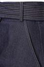 PAPER London Wallace denim mini skirt