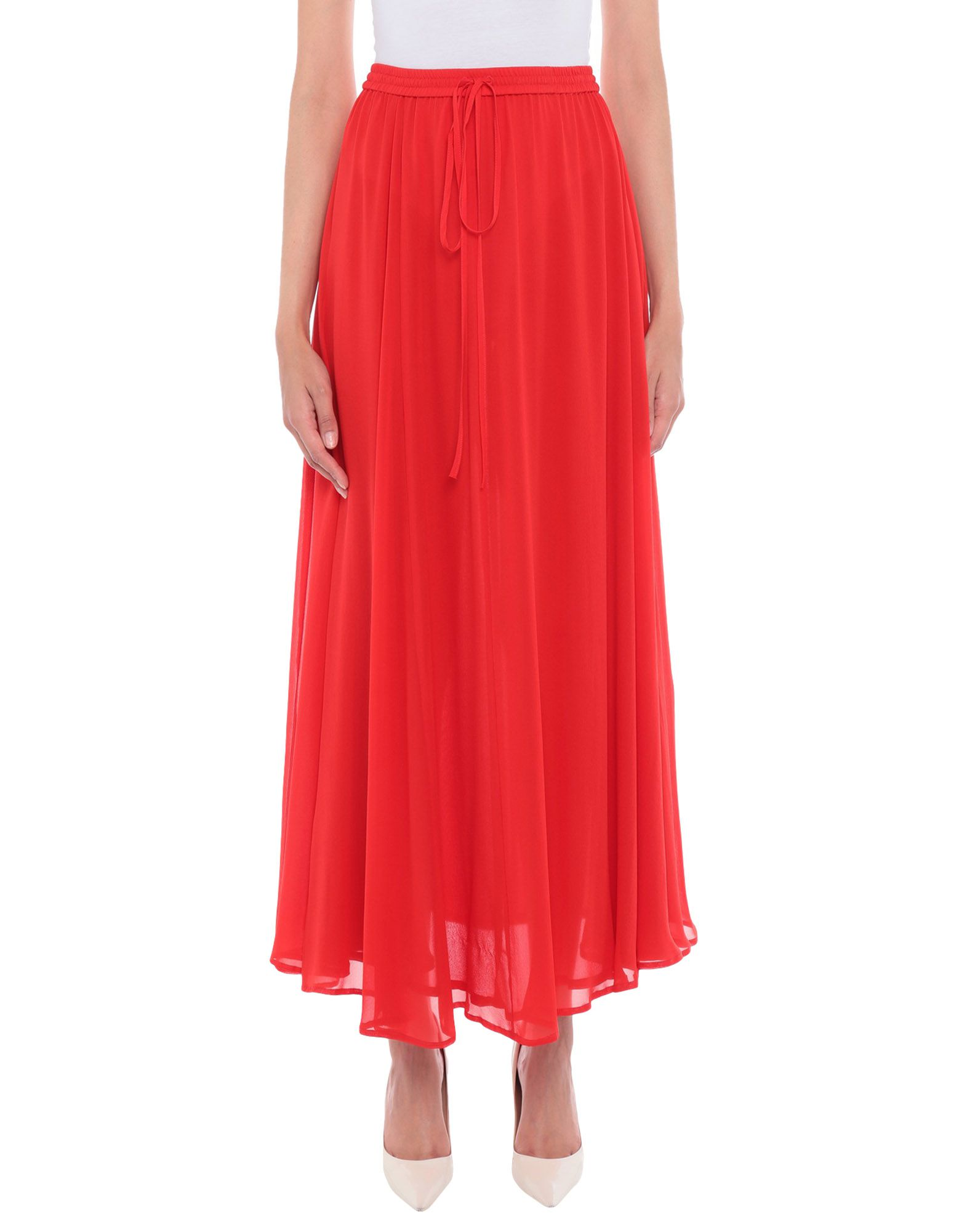ILARIA NISTRI Длинная юбка ilaria nistri юбка длиной 3 4