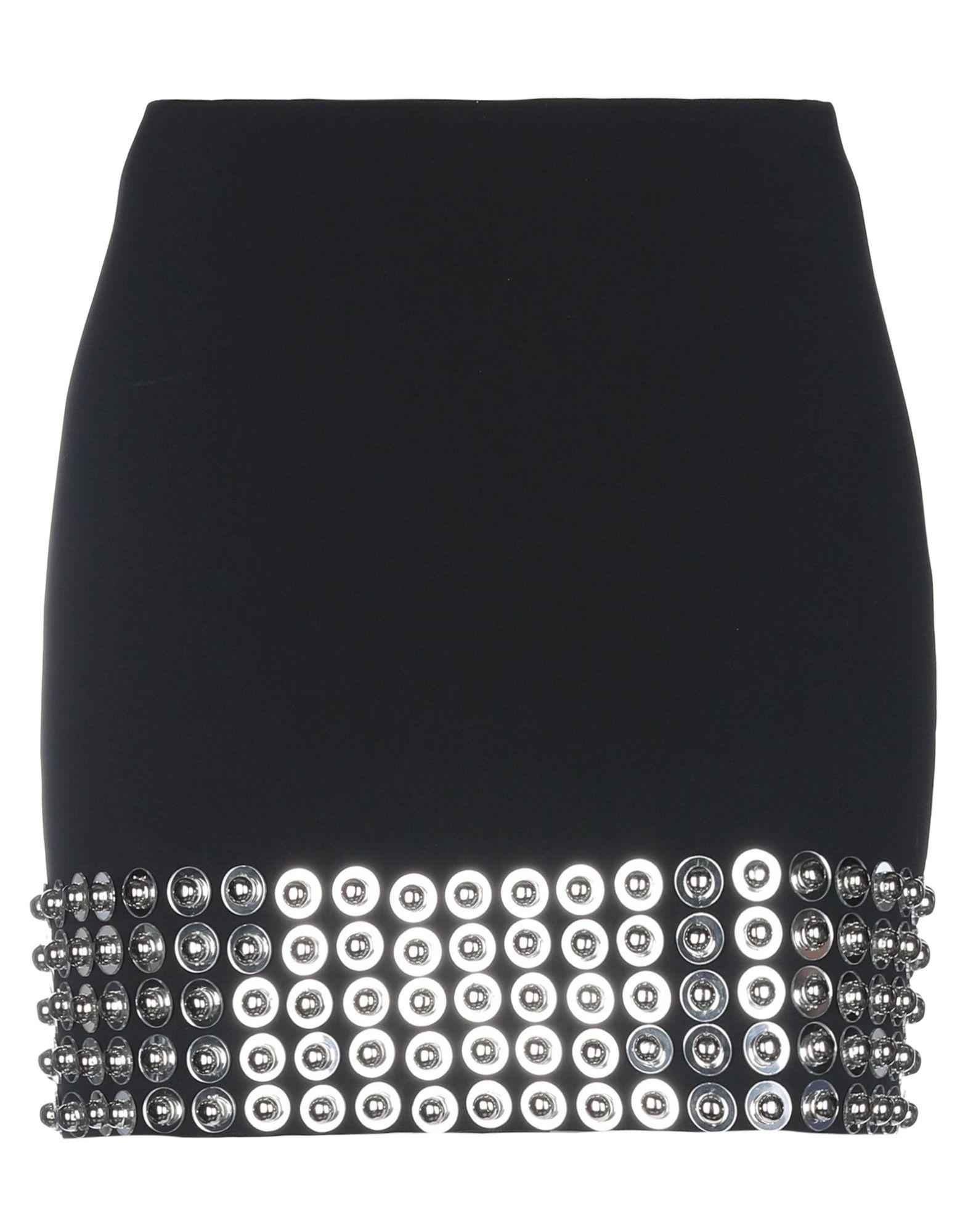 цены на DAVID KOMA Мини-юбка  в интернет-магазинах