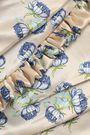 MAGDA BUTRYM Reims ruched floral-print silk mini skirt