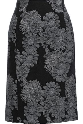 ERDEM Brenda brocade pencil skirt