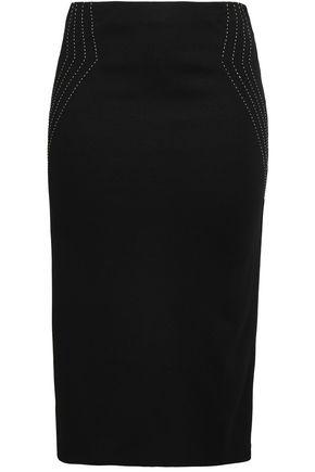 EMPORIO ARMANI Jersey pencil skirt
