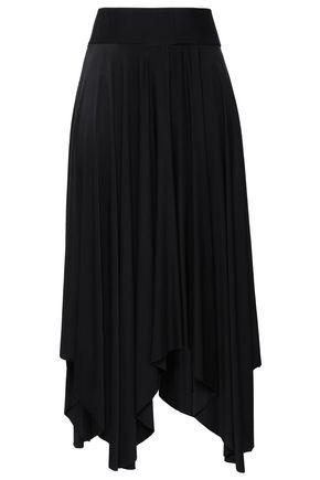 KITX Asymmetric jersey skirt