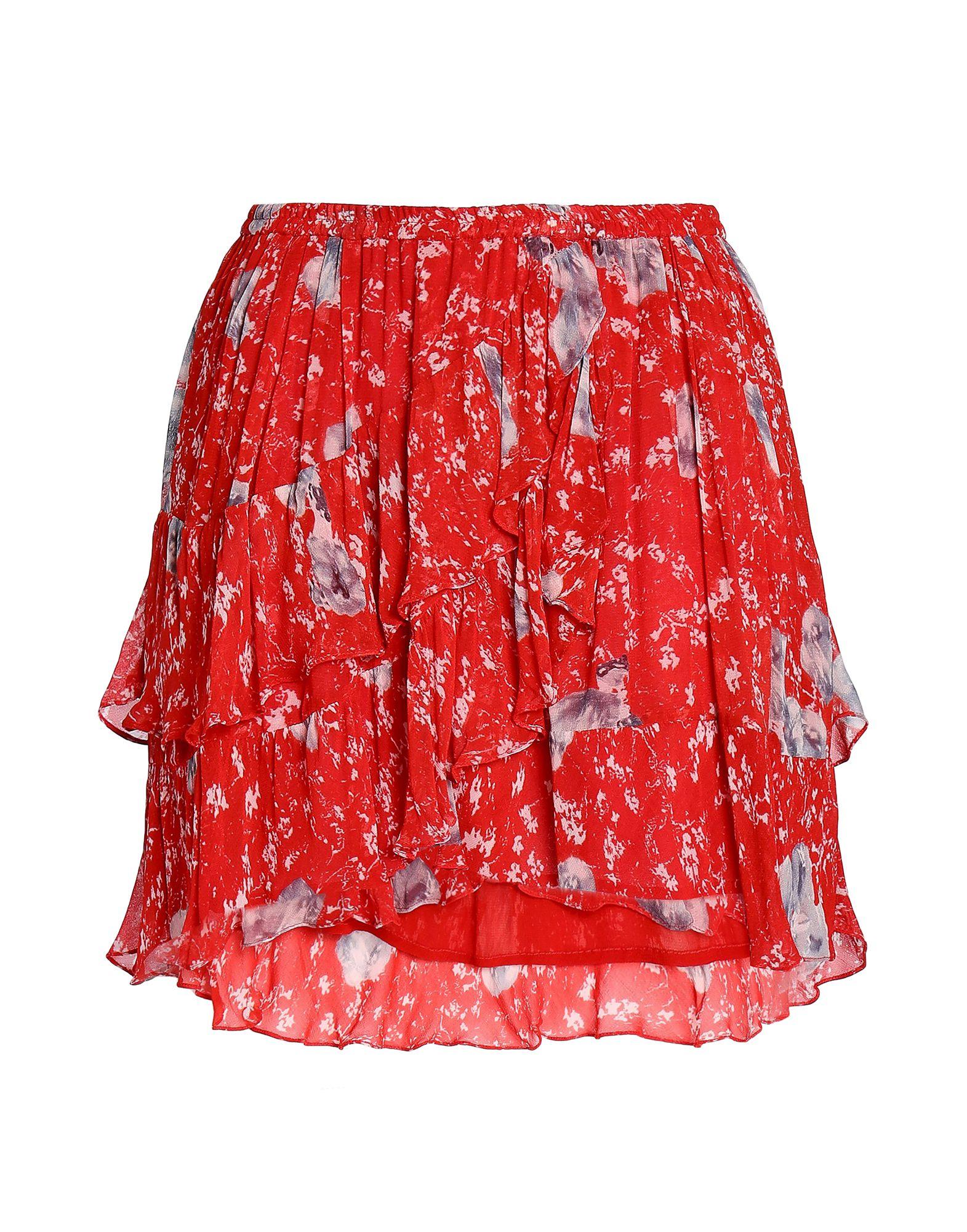 IRO Юбка до колена nine юбка до колена