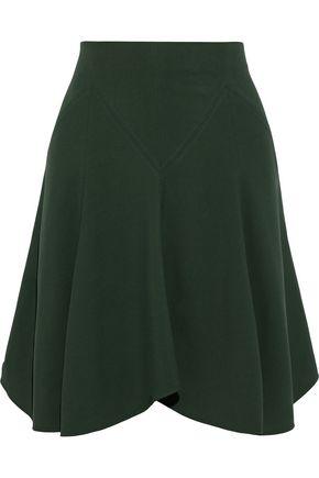CHLOÉ Fluted crepe skirt