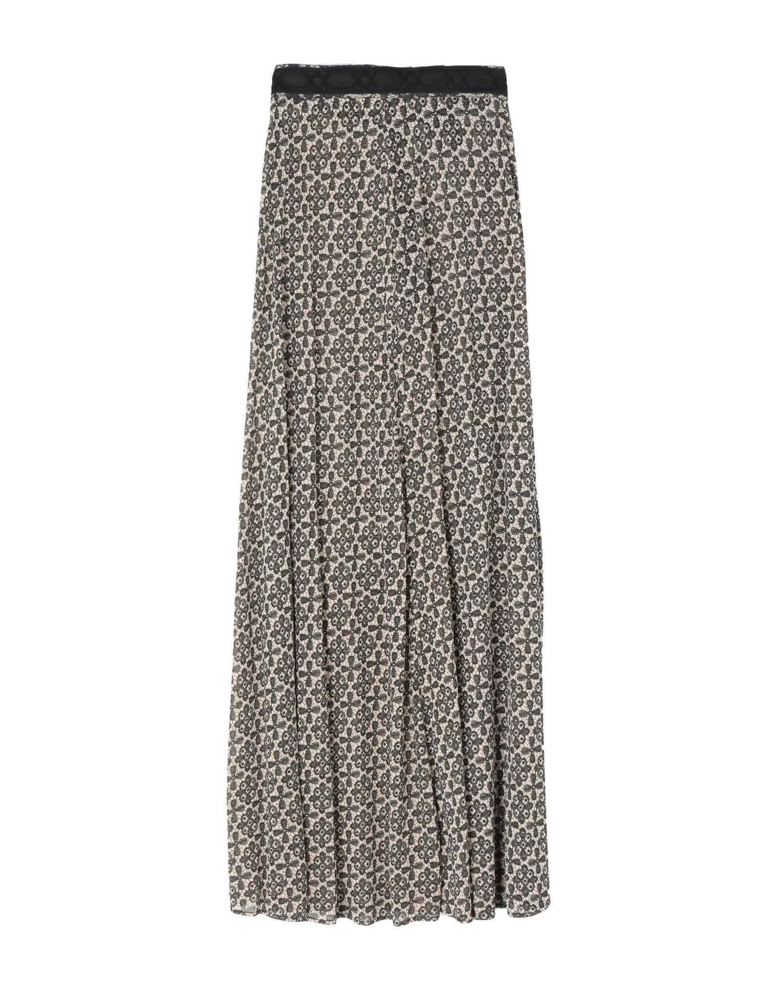 《送料無料》MIMI LIBERT? by MICHEL KLEIN レディース ロングスカート サンド 34 レーヨン 100%