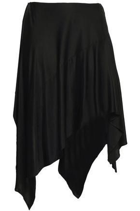 ROBERTO CAVALLI Asymmetric jersey skirt
