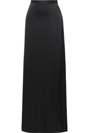 CAMI NYC Bobbie silk-charmeuse maxi skirt