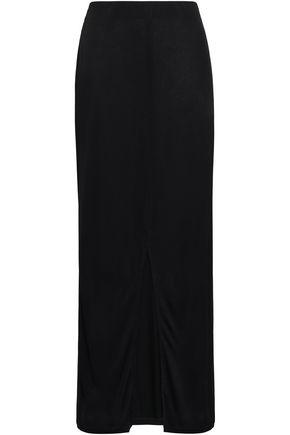 NINETY PERCENT Stretch--jersey maxi skirt