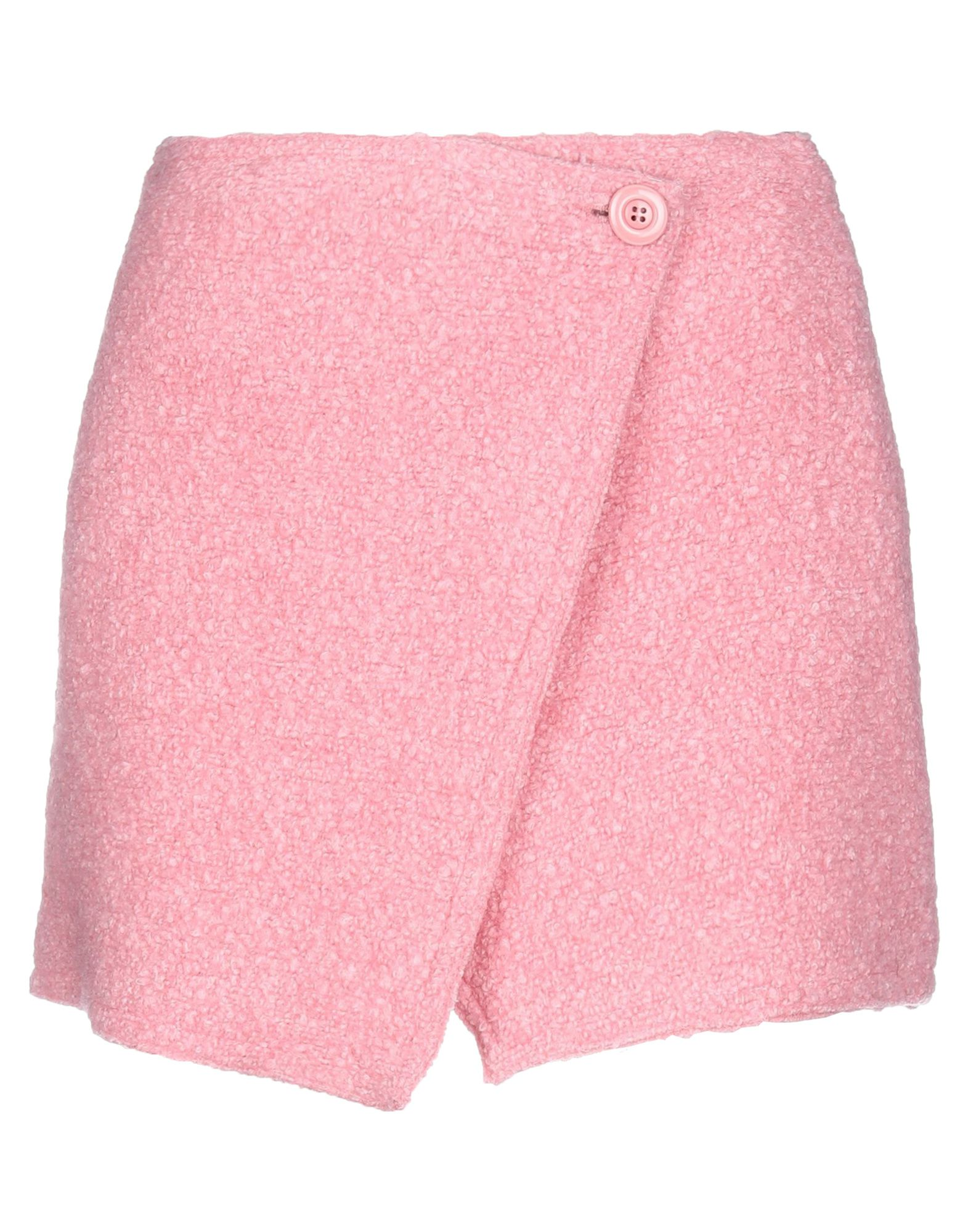 ERMANNO DI ERMANNO SCERVINO Мини-юбка полуприлегающая юбка с застежкой на пуговицы ermanno scervino
