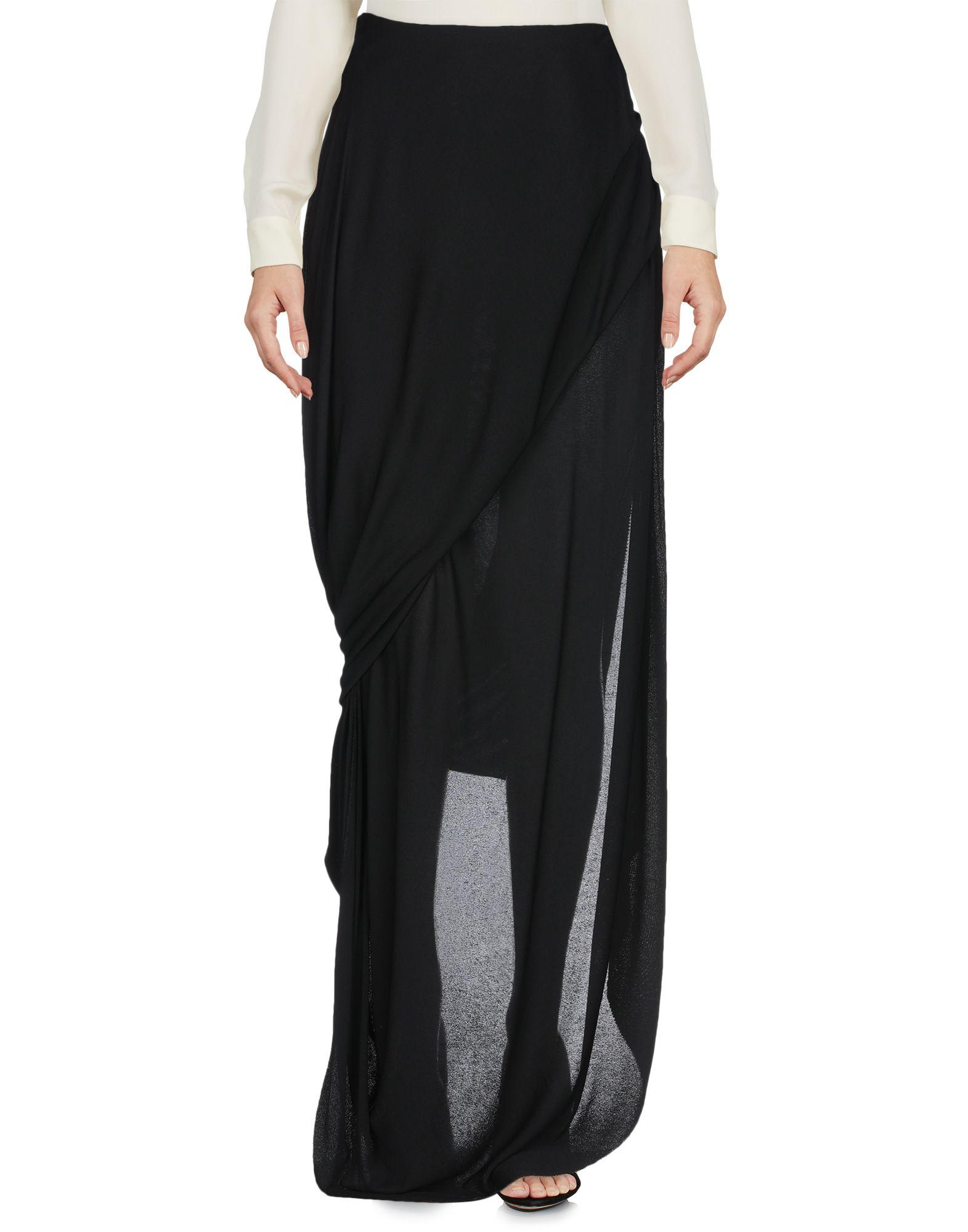 цены JEAN PAUL GAULTIER FEMME Длинная юбка