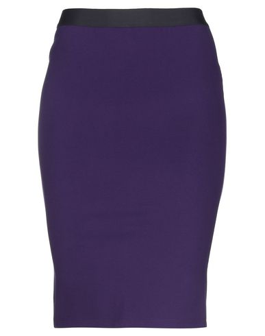 Фото - Юбку до колена от RSVP фиолетового цвета