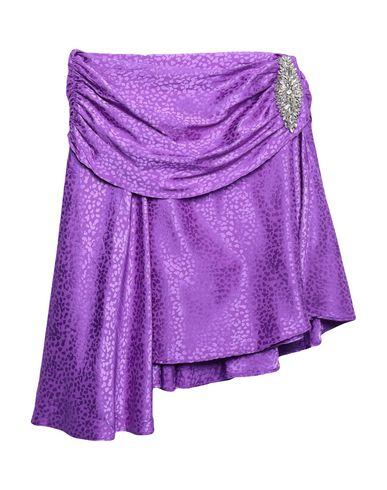 Купить Юбку до колена от DODO BAR OR фиолетового цвета