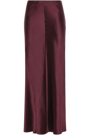 JOSEPH Silk-satin maxi skirt