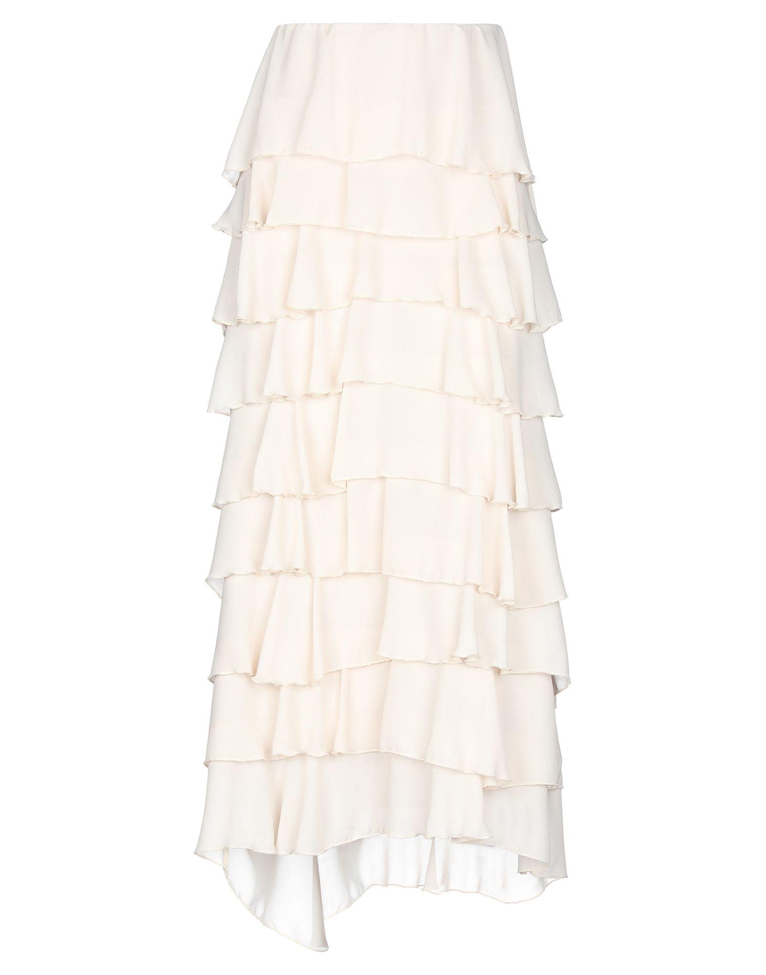 SOALLURE Длинная юбка messagerie длинная юбка