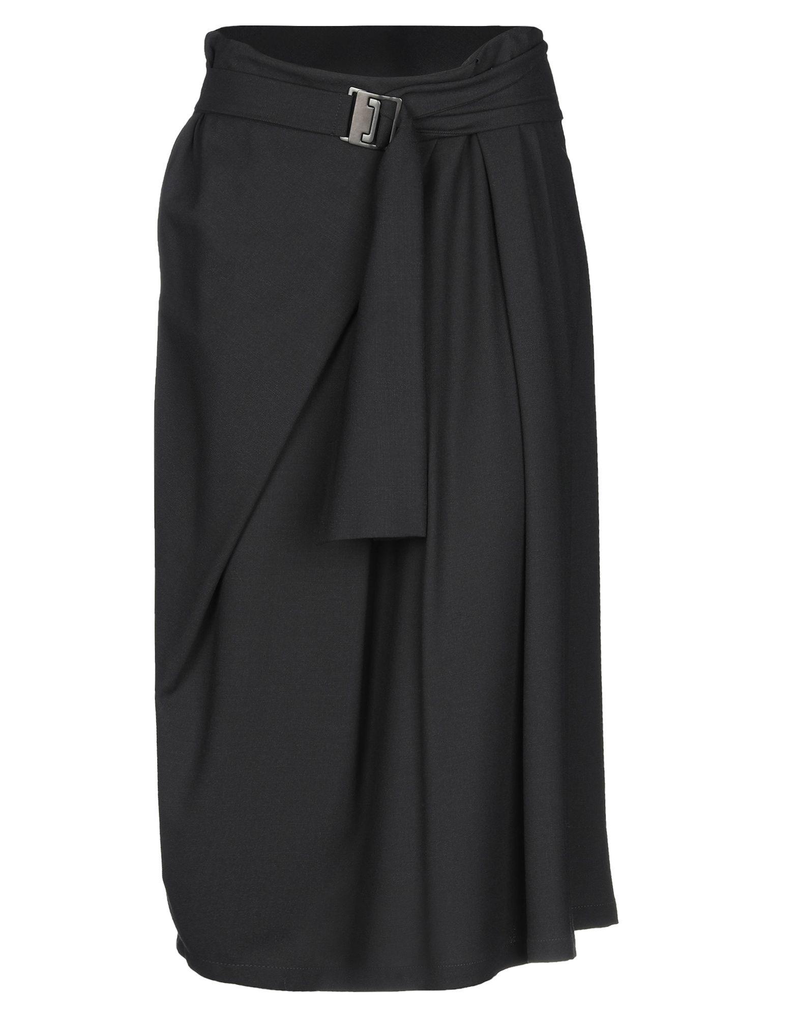 MALLONI Длинная юбка malloni кардиган