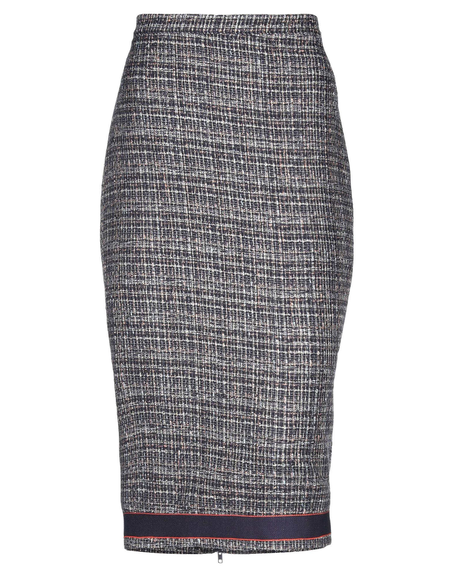PIANURASTUDIO Юбка длиной 3/4 pianurastudio юбка длиной 3 4