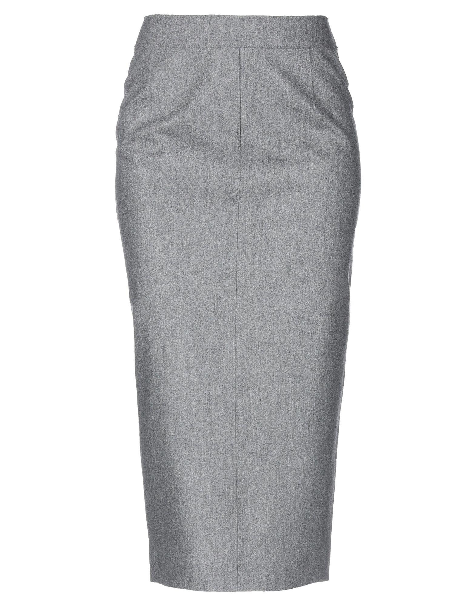 LES COPAINS Юбка длиной 3/4 les copains юбка длиной 3 4