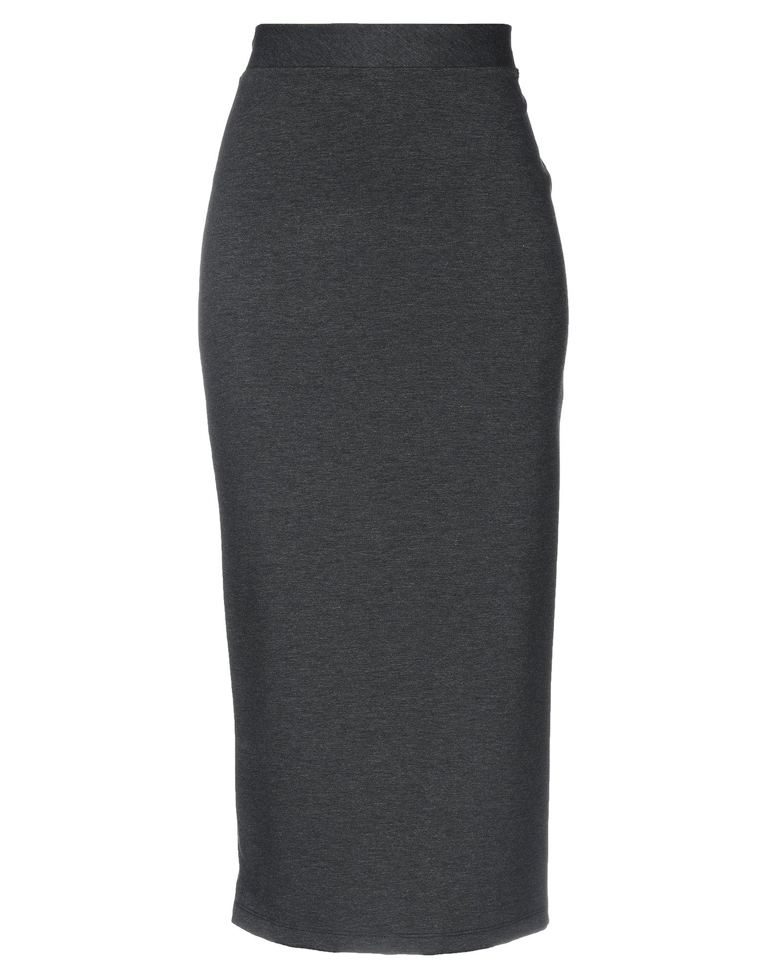 MOTEL Юбка длиной 3/4 motel юбка длиной 3 4