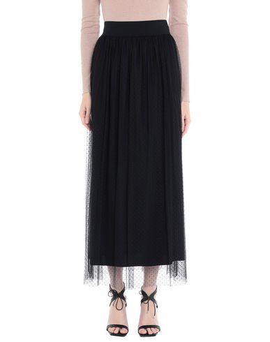 Фото 2 - Длинная юбка от CHRISTIES À PORTER черного цвета