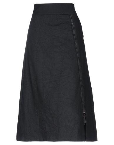Фото - Длинная юбка от ®EVEN IF черного цвета