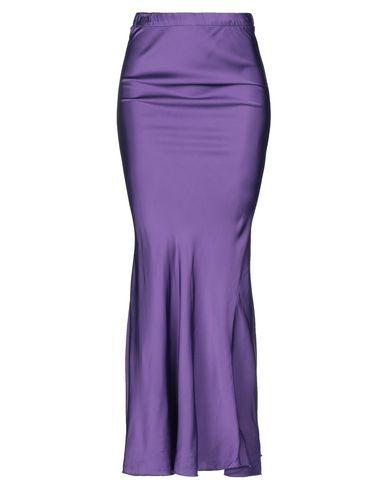 Фото - Длинная юбка от PINK MEMORIES фиолетового цвета