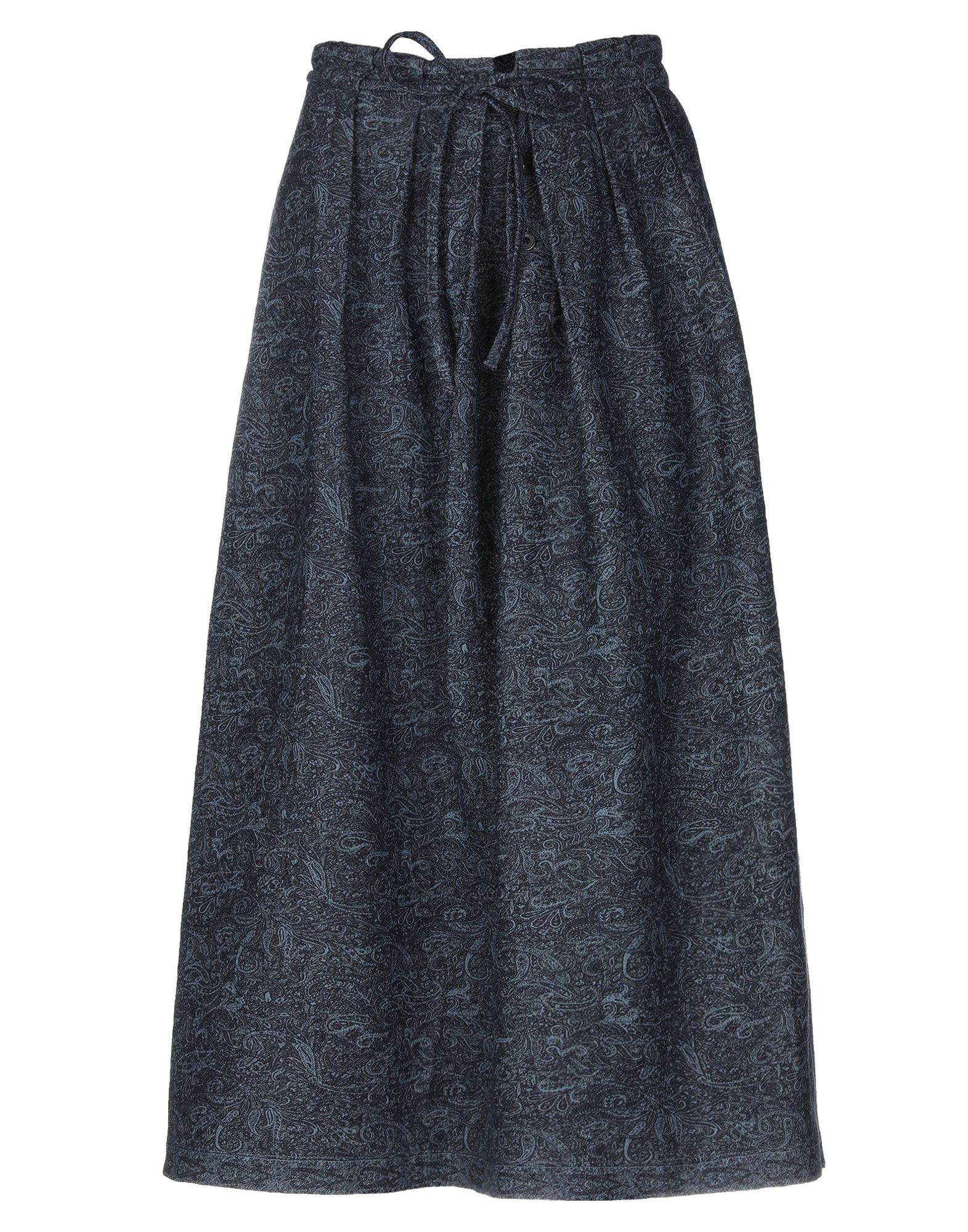 KHADI AND CO. Юбка длиной 3/4 co юбка длиной 3 4