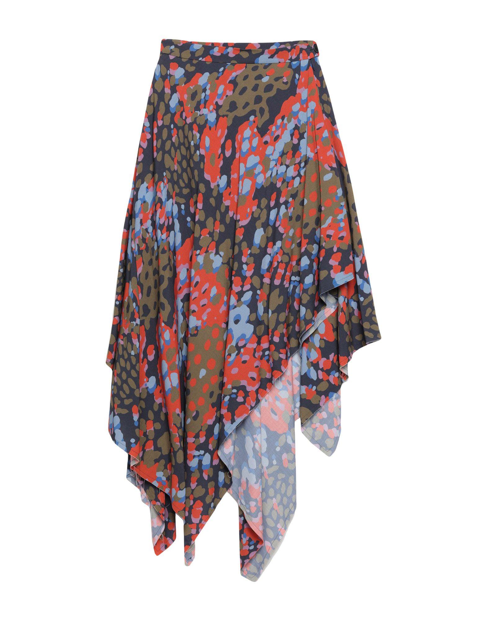 VIVIENNE WESTWOOD Длинная юбка недорго, оригинальная цена