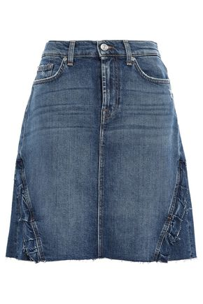 7 FOR ALL MANKIND Mini Skirt