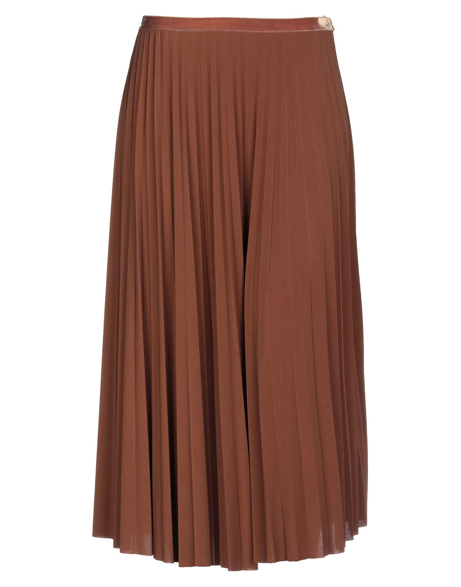 ALPHA STUDIO Юбка длиной 3/4 alpha studio длинная юбка