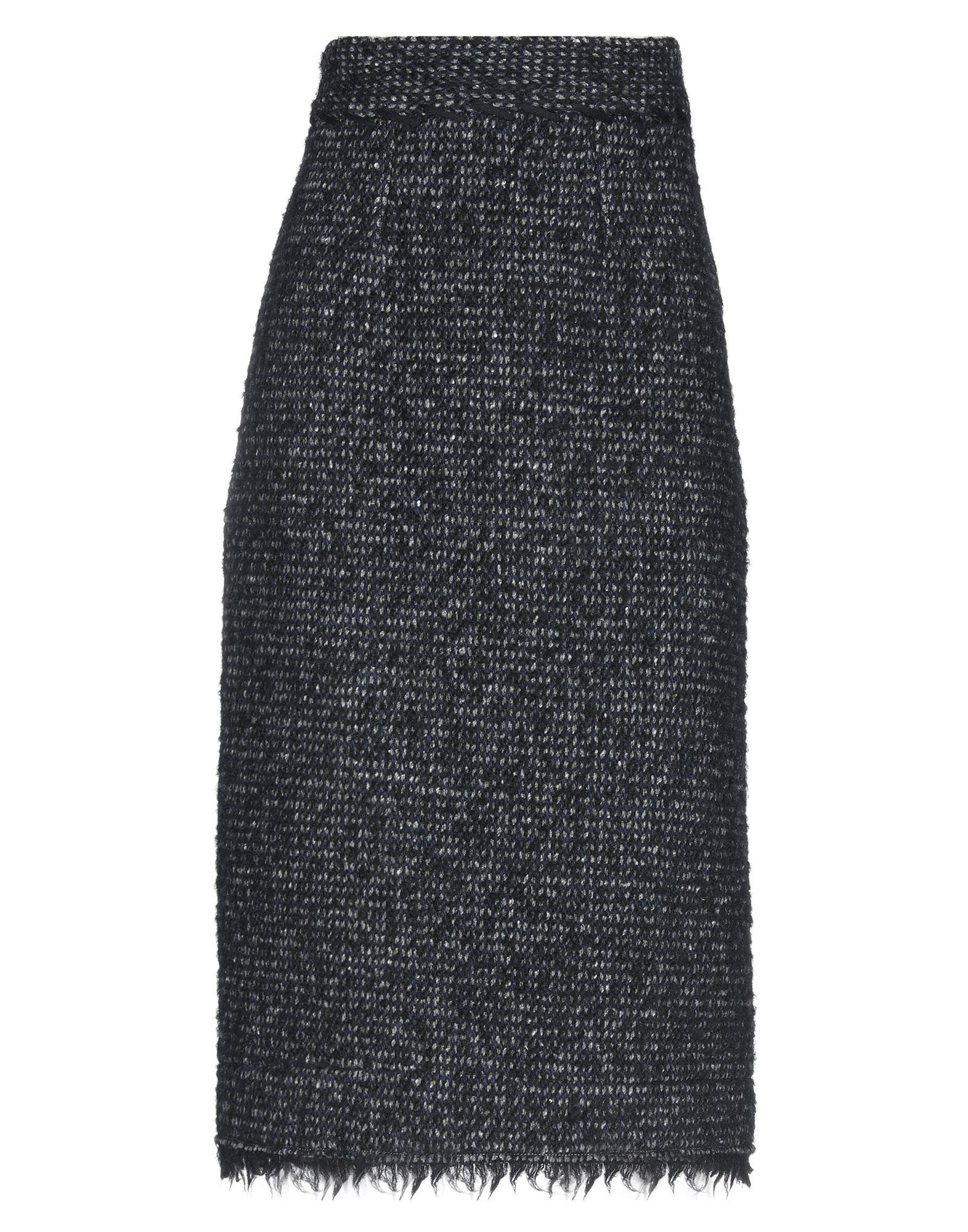VERONIQUE LEROY Юбка длиной 3/4 veronique branquinho юбка длиной 3 4