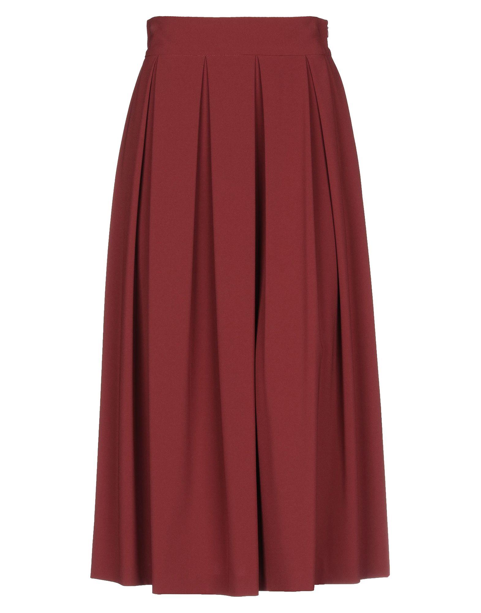+ - UGUALE Юбка длиной 3/4 uguale повседневные брюки