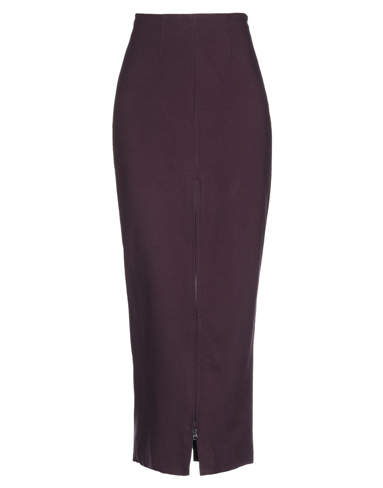 MASNADA Длинная юбка masnada ремень