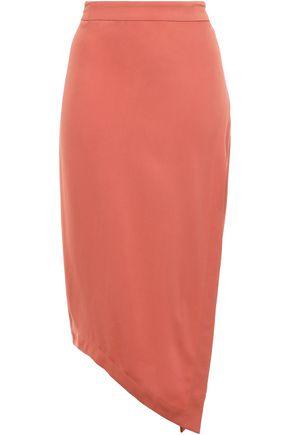 MICHELLE MASON Midi Skirt