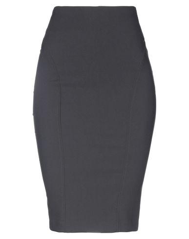 Фото - Юбку до колена от ALESSANDRO LEGORA черного цвета
