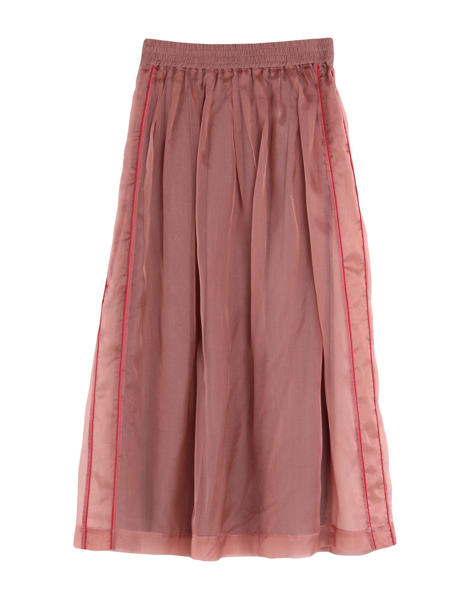 ALYSI Длинная юбка osman длинная юбка