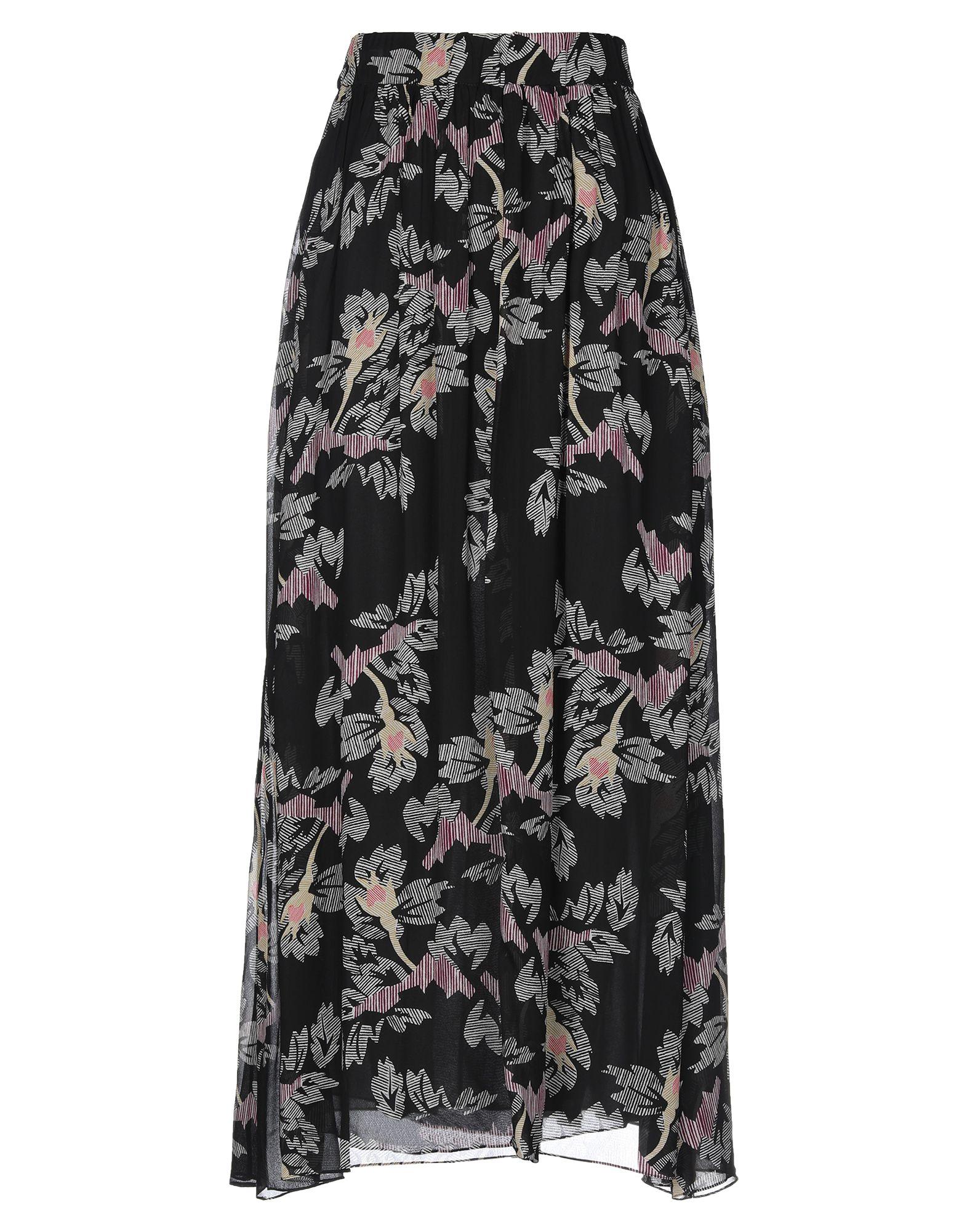 ISABEL MARANT ÉTOILE Длинная юбка цена в Москве и Питере