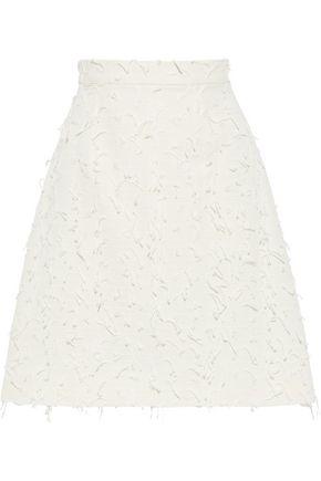 NOVIS The Wendell fil coupé cotton mini skirt