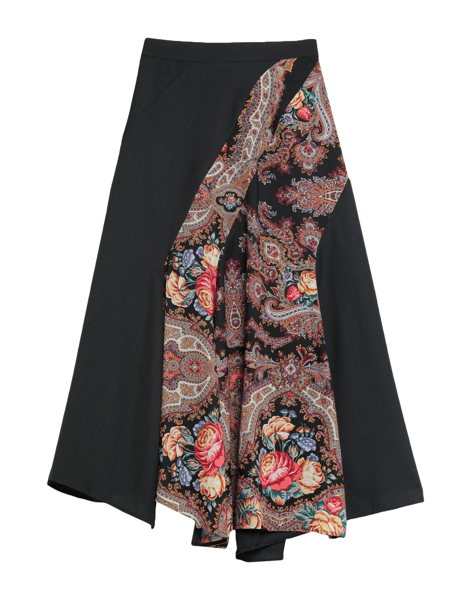 Y'S YOHJI YAMAMOTO Длинная юбка yohji yamamoto юбка до колена