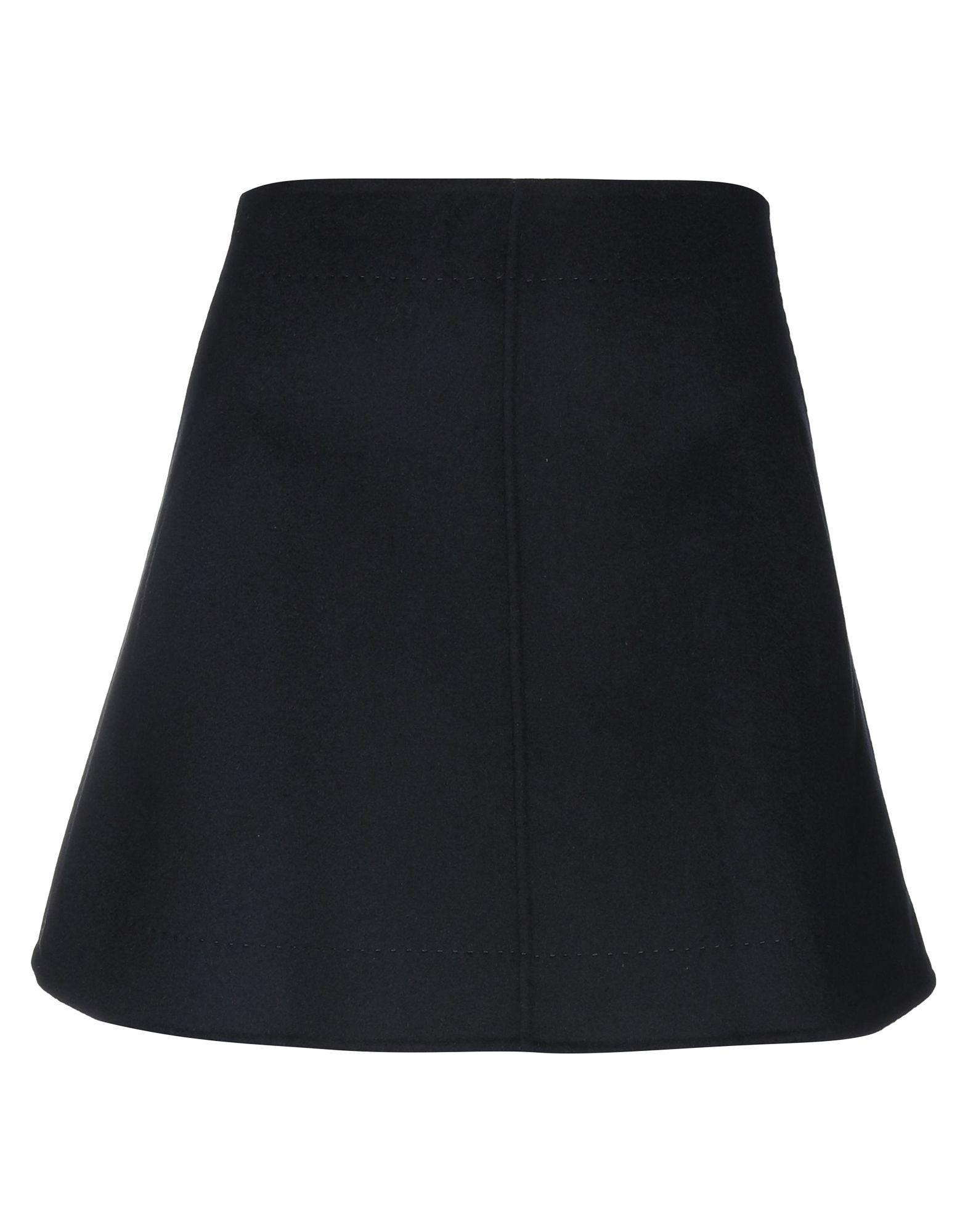 CARVEN Мини-юбка carven юбка с принтом