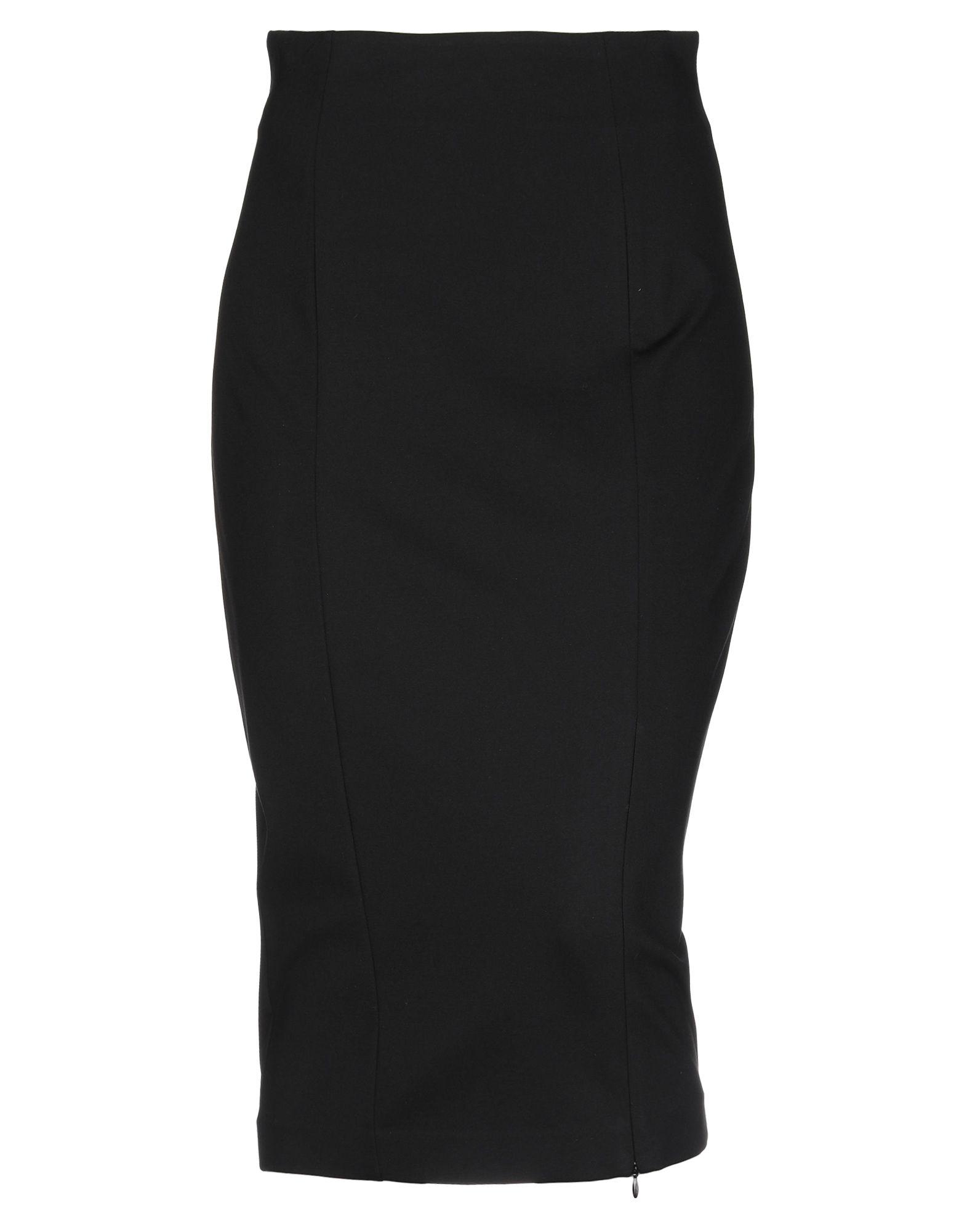 Фото - LANACAPRINA Юбка длиной 3/4 lanacaprina юбка длиной 3 4