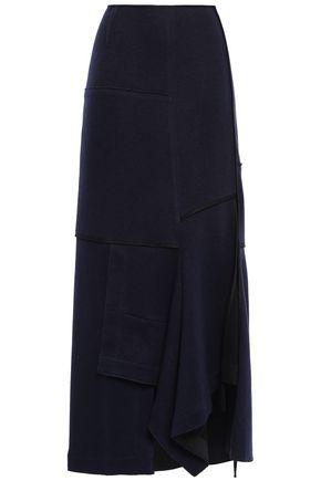 3.1 PHILLIP LIM Asymmetric paneled knitted maxi skirt