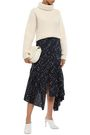 3.1 PHILLIP LIM Asymmetric cotton-blend jacquard skirt