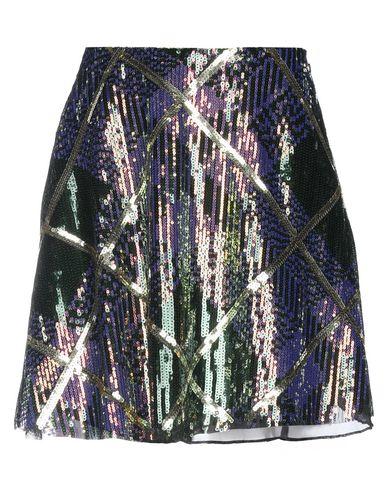 Фото - Мини-юбка от ANISYA® IS фиолетового цвета