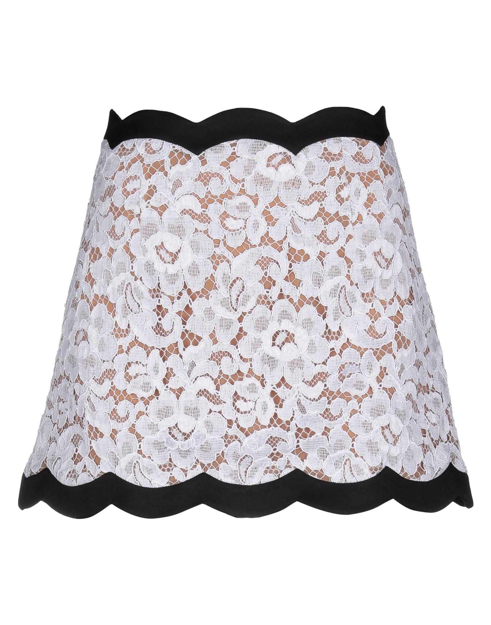 MICHAEL KORS COLLECTION Мини-юбка цены онлайн