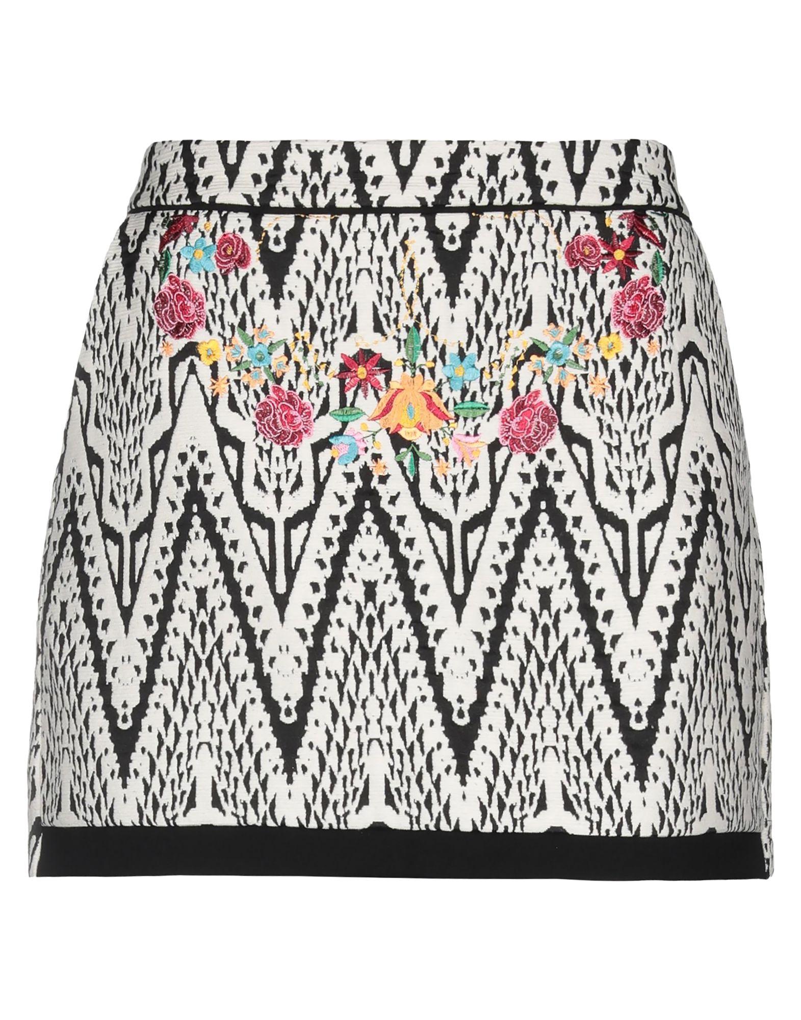 DESIGUAL Мини-юбка юбка desigual юбка