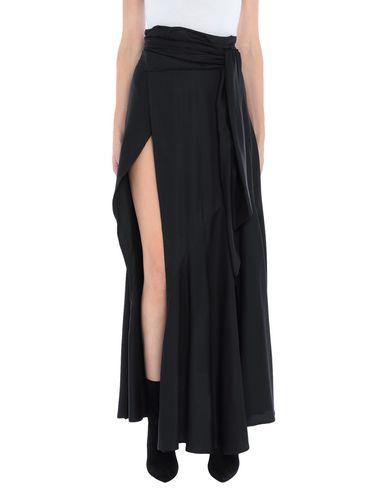 Купить Длинная юбка от JACQUEMUS черного цвета