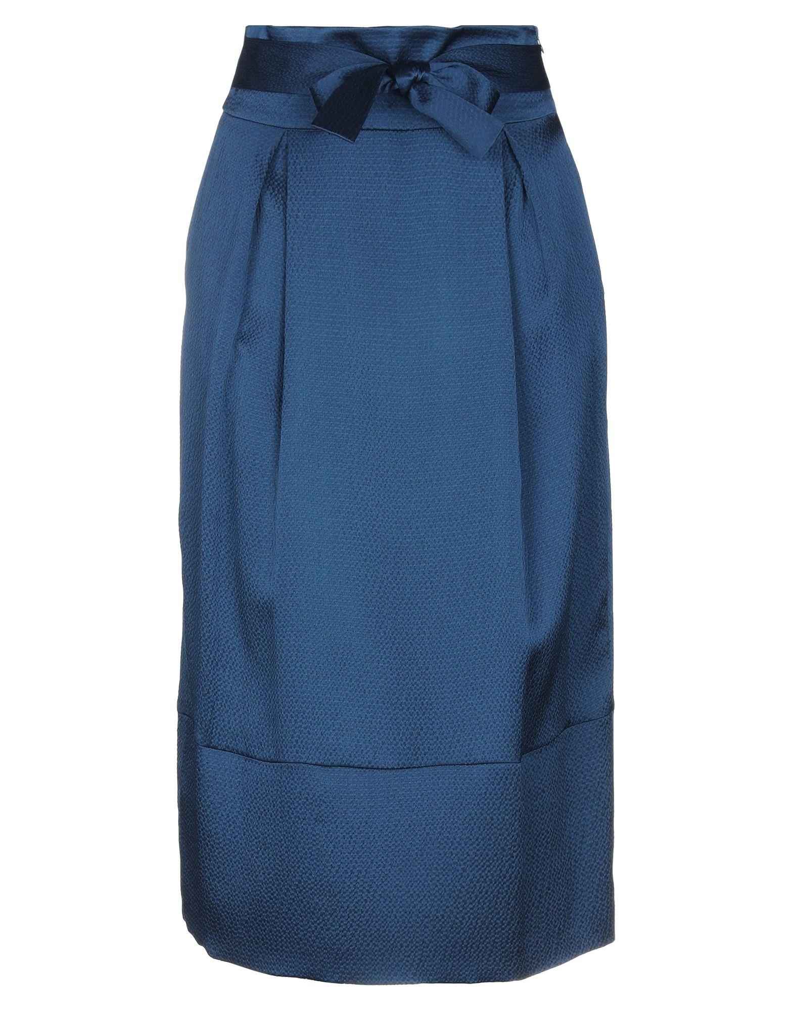 L' AUTRE CHOSE Юбка длиной 3/4 l autre chose платье длиной 3 4