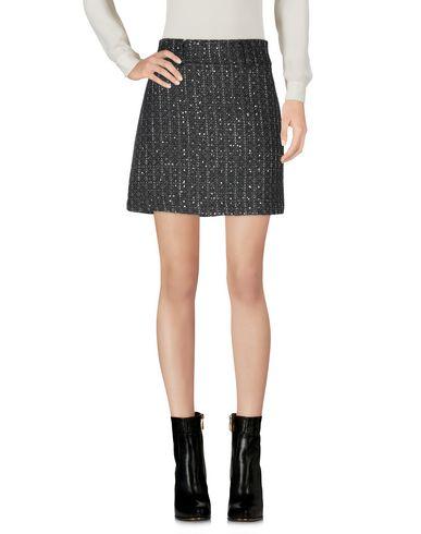 Фото 2 - Мини-юбка от RUBENDELLARICCIA черного цвета