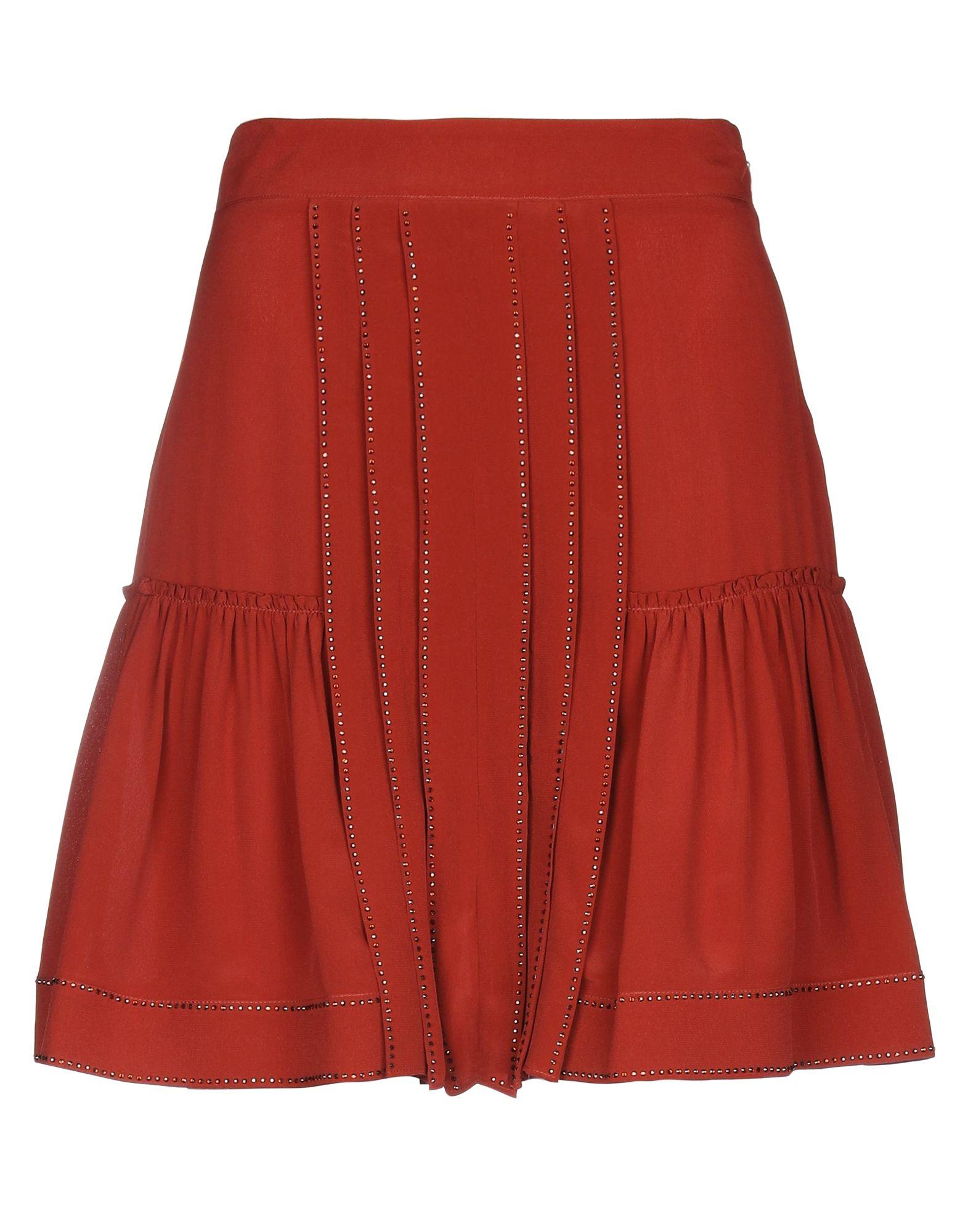 TWINSET Мини-юбка цена и фото